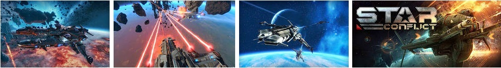 космический симулятор Star Conflict
