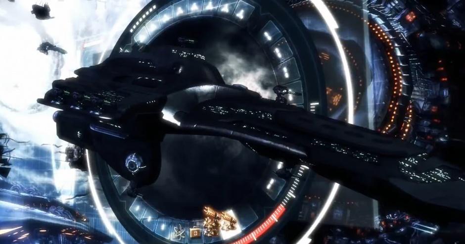 обзор игры Eve Online