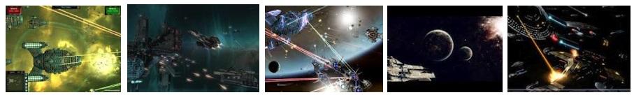 онлайн стратегия космические баталии