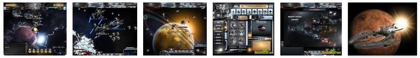 космическая онлайн игра стратегия DarkOrbit