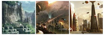 космический симулятор, онлайн игра Galactic Rangers