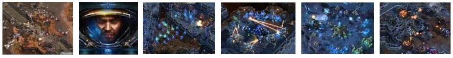 космическая стратегия StarCraft II Wings of Liberty