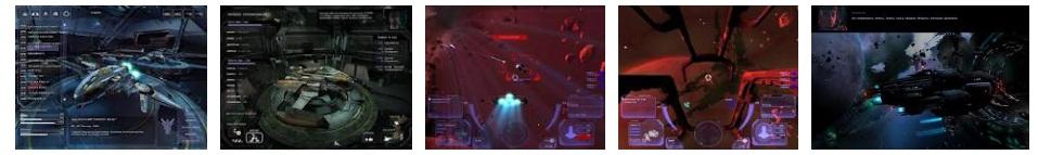 космический симулятор, стратегия Хроники Тарр