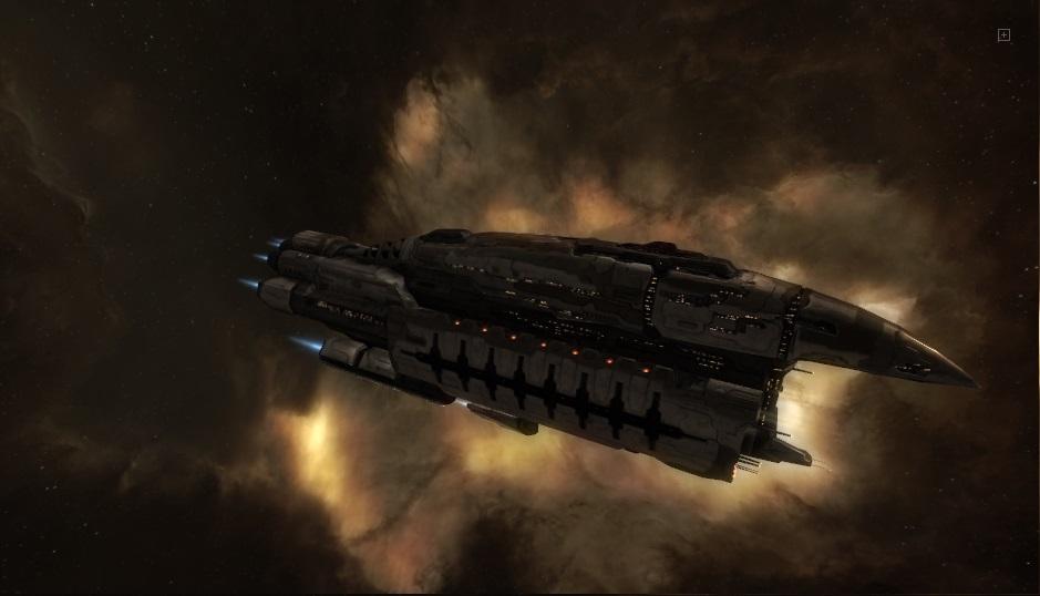 космический корабль Amarr-Battleship-Abaddon