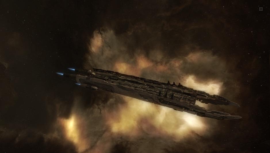 космический корабль Amarr-Carrier-Archon
