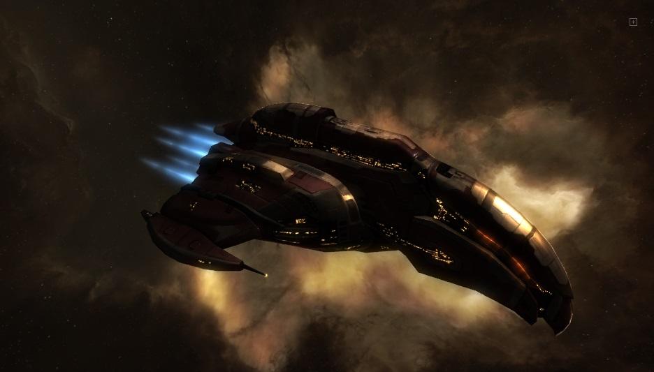 космический корабль Amarr Command Ship Absolution