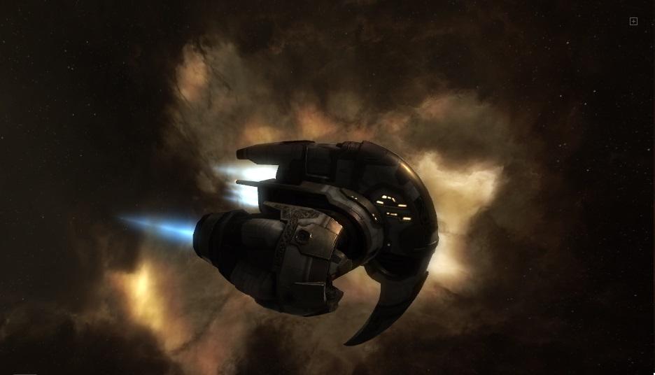 космический корабль Amarr-Frigate-Magnate