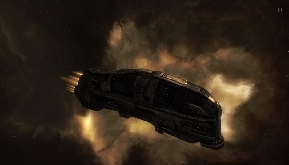 космический корабль Amarr-Industrial-Bestower