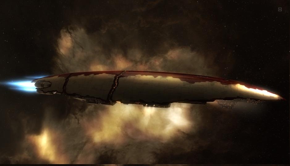 космический корабль Amarr-Jump_Freighter-Ark