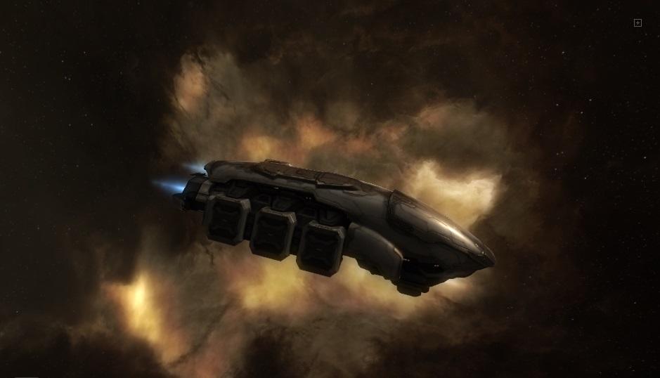 космический корабль Amarr-Stealth_Bomber-Purifier