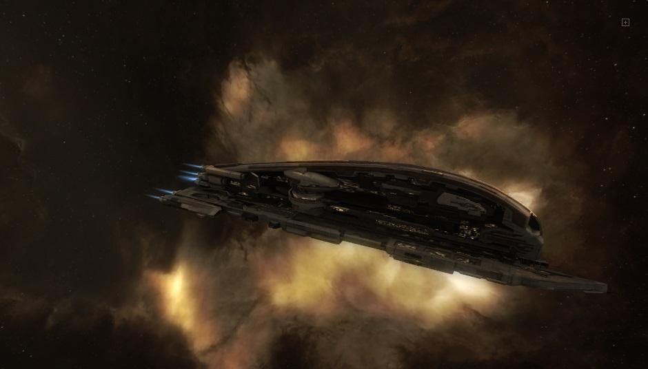 космический корабль Amarr-Supercarrier-Aeon
